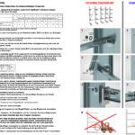 Montage und Betriebsanweisung